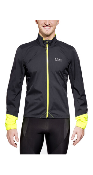 GORE BIKE WEAR Power GT AS Jacket Men black/neon yellow